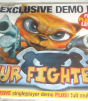 Fur Fighters Demo Disc