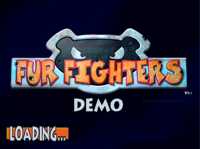 Fur Fighters Demo