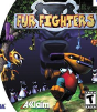 Fur Fighters Holographic Cover